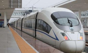 山西大同将驶入高铁时代 到北京仅需100分钟