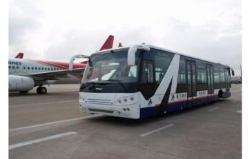【招标】广州白云国际机场机坪内摆渡车客梯车广告