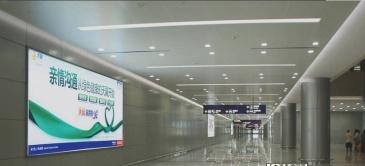 【招标】成都东站西分流厅灯箱广告媒体经营权招商