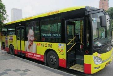 【招标】银川公交公司公交车后视窗电子屏广告发布