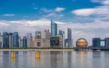 融创联合体、中铁建联合体53.77亿分食杭州余杭综合体地块