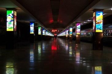 地下停车场广告灯箱制作、安装招标项目