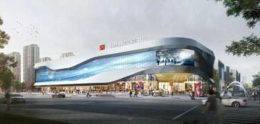 抚州王府井购物中心计划2020年6月开业体量逾9.5万㎡