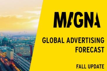 MAGNA发布全球广告预测,2018 年广告支出增长率达7.2%