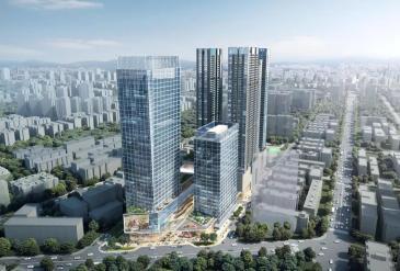 华润置地笋岗万象广场 2020年成华南大区业绩担当
