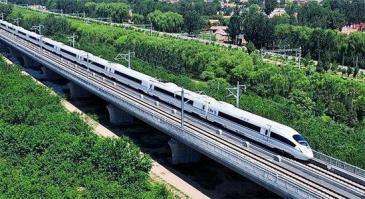 渝昆高铁川渝段获批:设计时速350公里 重庆设4站点