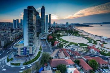 新城控股18亿摘三站新区项目地块,烟台吾悦广场来了!
